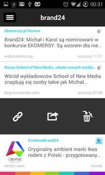 Brand24 - Internet Monitoring apk screenshot