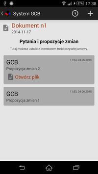 GCB B2B apk screenshot
