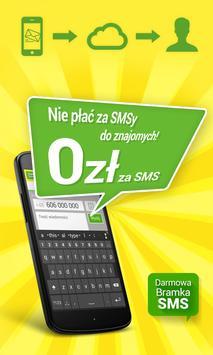 Darmowa Bramka SMS poster