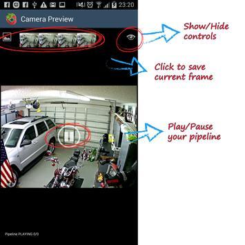 RaspberryPi Camera Viewer apk screenshot