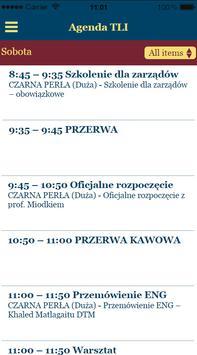 TLI Wrocław - Egenda.pl poster