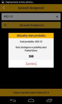 Parker Store PL apk screenshot