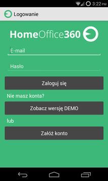 HomeOffice360 apk screenshot