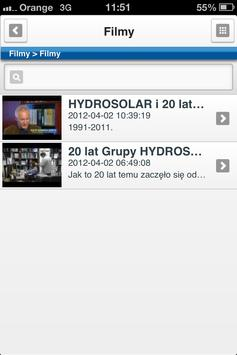 Hydrosolar 24 Mobile apk screenshot