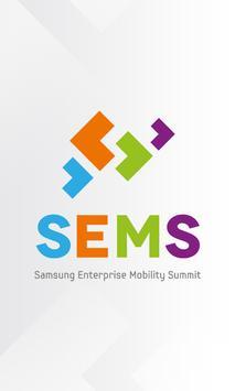 SEMS poster