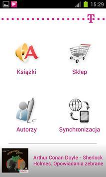 Audiobooki T-Mobile poster