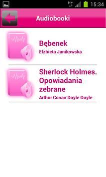 Audiobooki T-Mobile apk screenshot