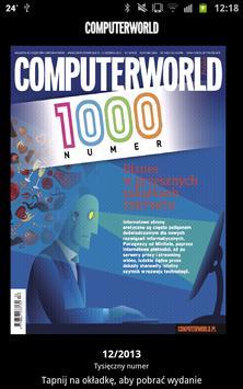 Computerworld Polska poster