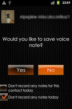 Voice Notes poster