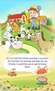 Funny stories – Animal Farm poster
