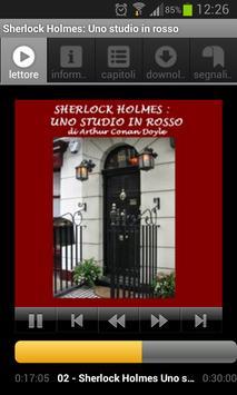 Audioteka audiolibro italiano poster
