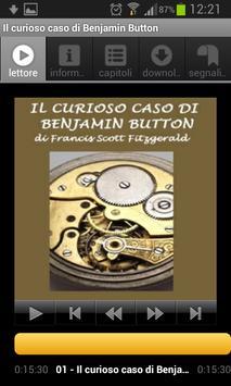 Audioteka audiolibro italiano apk screenshot