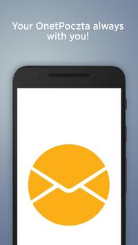 Onet Poczta - e-mail app poster