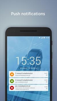 Onet Poczta - e-mail app apk screenshot