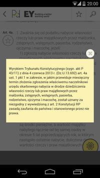 Prawo Podatkowe apk screenshot