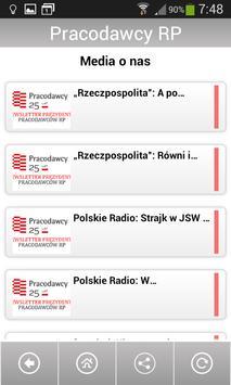 Pracodawcy RP apk screenshot