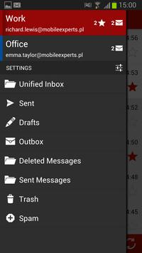 my Secure Mail - email app apk screenshot
