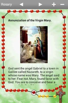 The Holy Rosary apk screenshot