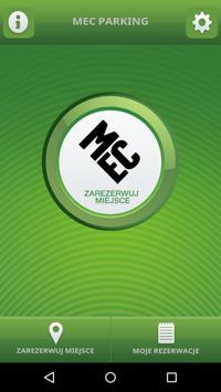 MEC Parking poster