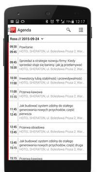 HBRP Events: spotkania biznesu apk screenshot