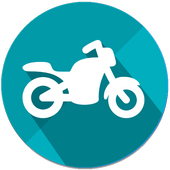 Motorcycle Dashboard icon