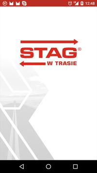STAG w trasie poster
