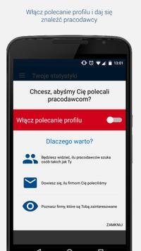 Profil Pracuj.pl apk screenshot
