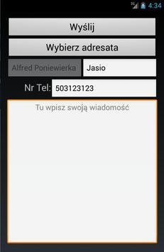 Bramka SMS sms.priv.pl poster