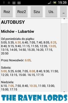 Autobusy poster