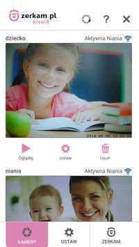 Niania Zerkam poster