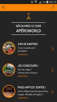 Aperoworld apk screenshot