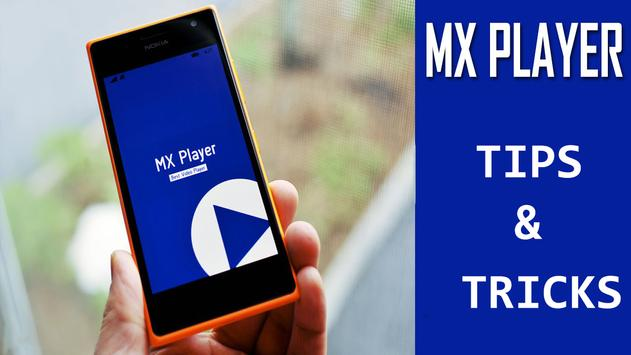 Free MX-player Tips poster