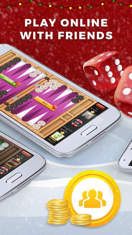 Backgammon - Play Free Online APK Download - Free Board ...
