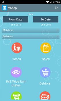 MShop apk screenshot