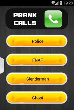 Prank Call App poster