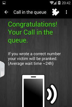 Prank Call App apk screenshot
