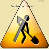 Construction Notes icon