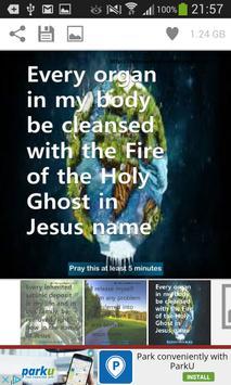 Prayer For Healing apk screenshot