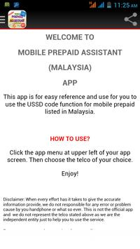 Mobile Prepaid Assistant poster
