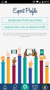 PREPARO- inspiring application apk screenshot