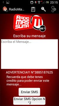 Radio Mas 92.7 Jujuy apk screenshot