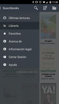 Suscribooks apk screenshot