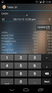 RestaurantPOS apk screenshot