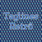 Taglines Retrô icon