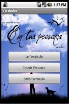 Versículos poster