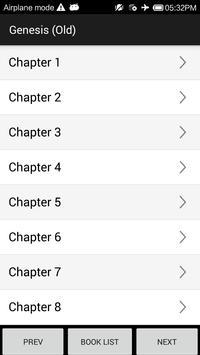 Simple Bible - KJV apk screenshot