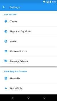 AwSMS [BETA] apk screenshot