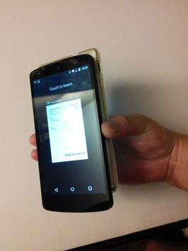 NFC Invoice Lite apk screenshot