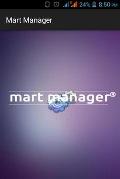 Mart Manager poster