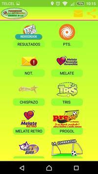 PRONOSTICOS LA ESPERANZA apk screenshot